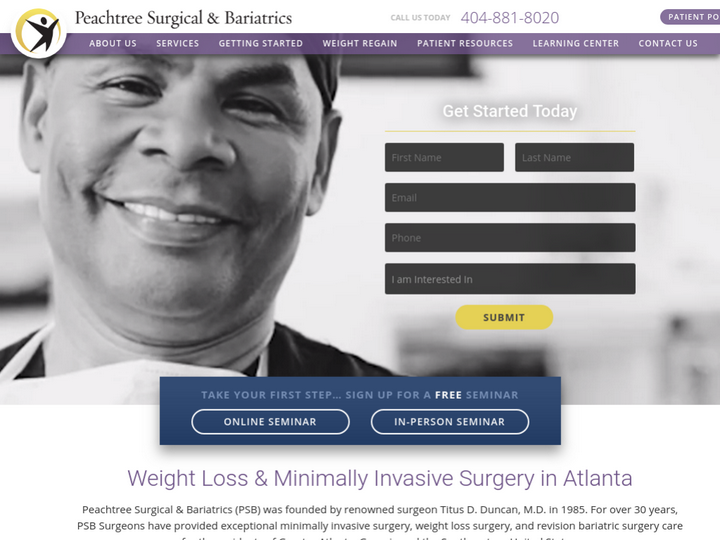 Peachtree Surgical & Bariatrics