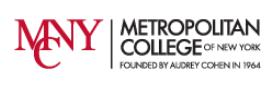 Metropolitan College of New York