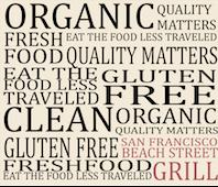 Beach Street Grill Organic Restaurant