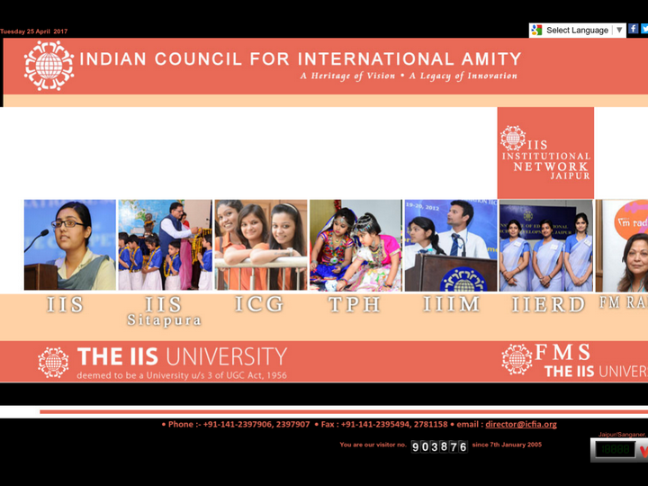 IIS (India International School)