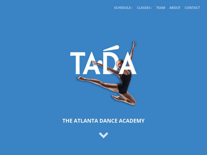 TADA - The Atlanta Dance Academy