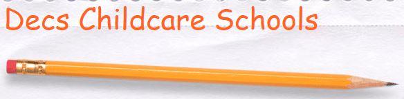 Decs Childcare Schools