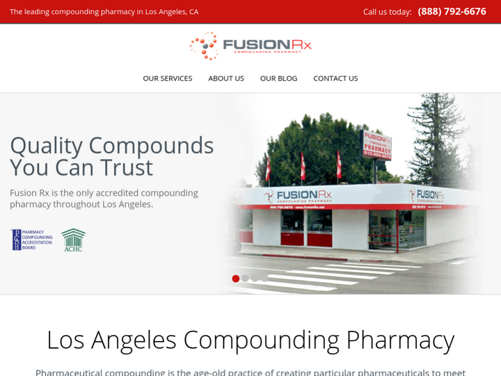 Fusion Rx Compounding Pharmacy