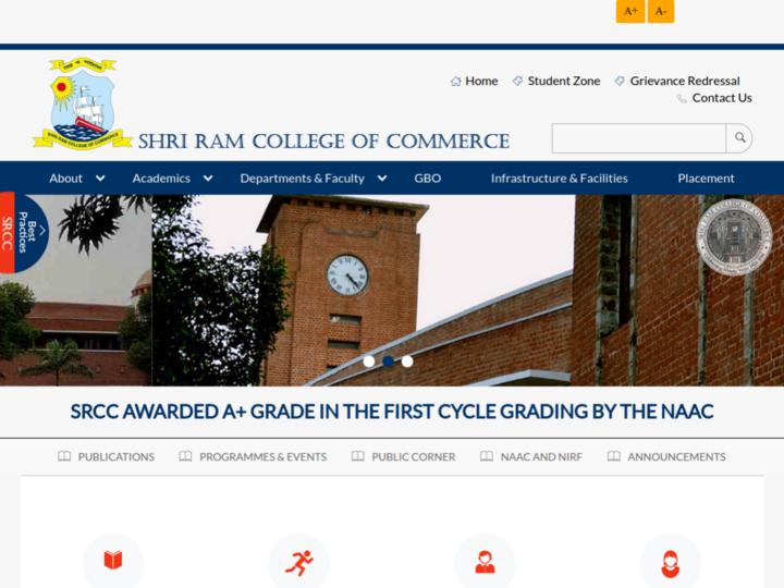 Shri Ram College of Commerce, Delhi