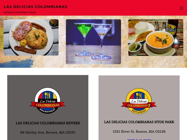 Las Delicias Colombianas