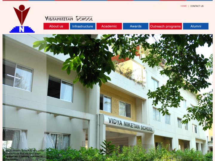 Vidya Niketan School, Bangalore