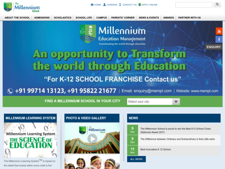 The Millennium School