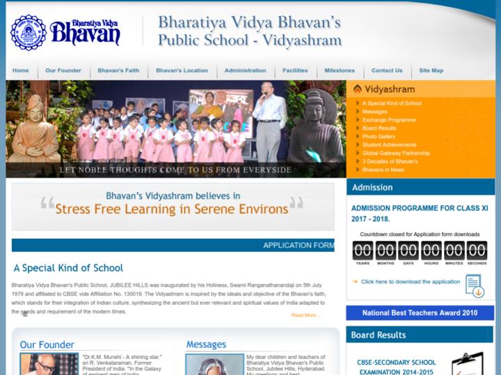 Bharatiya Vidya Bhavan's Public School