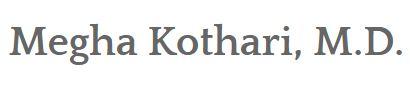 Megha Kothari, M.D.