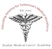 Avalon Medical Career Academy