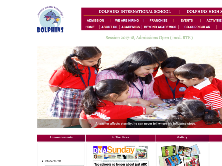 Dolphins International School