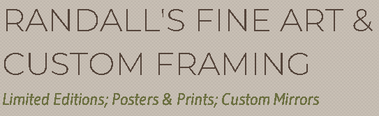 Randall's Art & Framing, Inc.