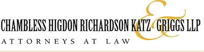 Chambless, Higdon, Richardson, Katz & Griggs,