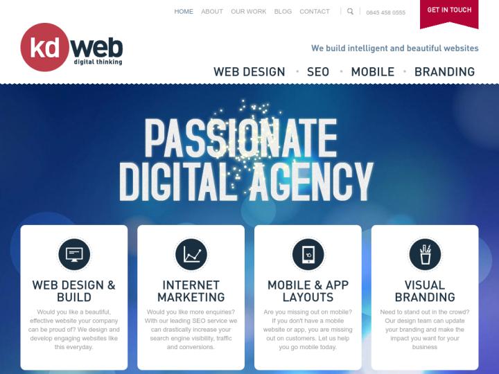 KD Web Ltd