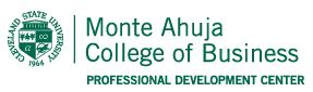 Monte Ahuja College of Business Professional Development Center