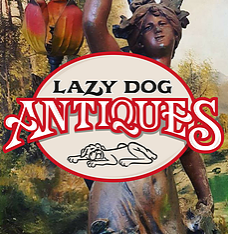 The Lazy Dog Antique Store