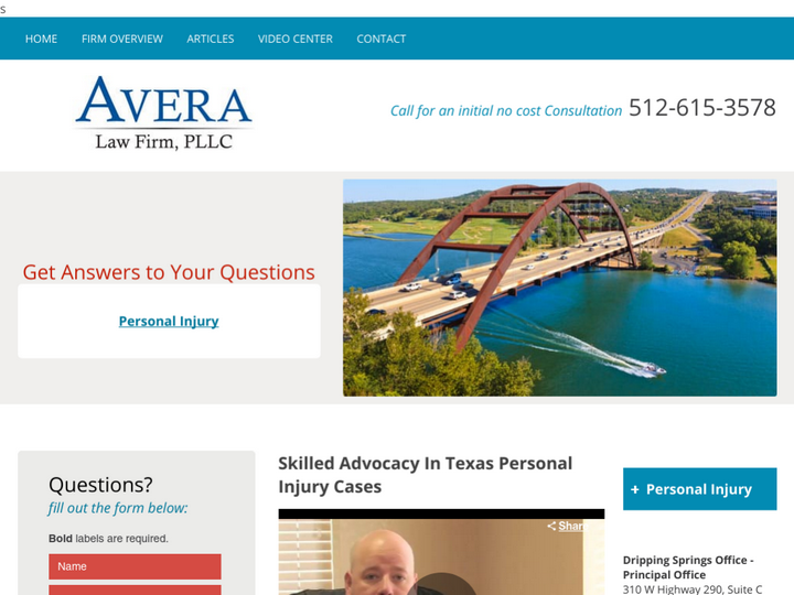 Avera Law Firm, P.L.L.C.
