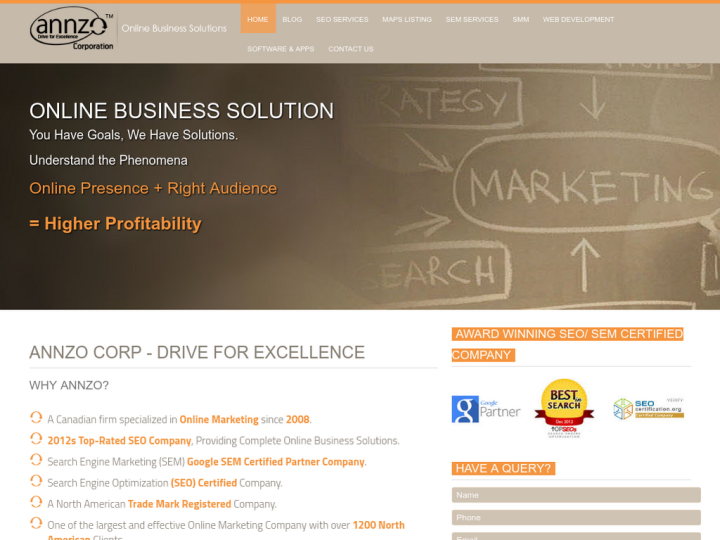 Annzo Corporation