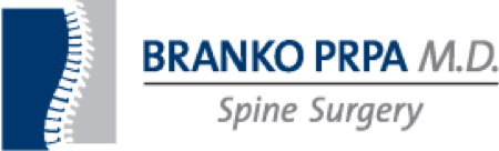Branko PRPA M.D. Spine Surgery