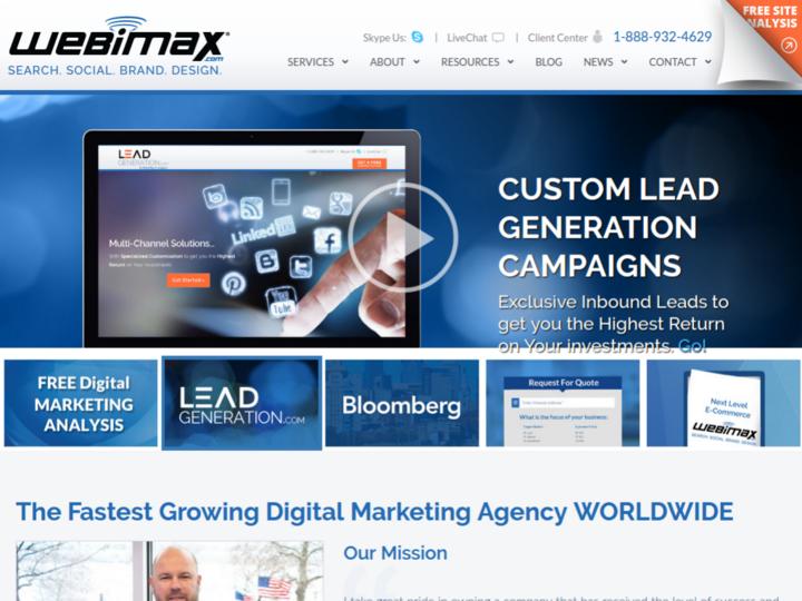 WebiMax, LLC
