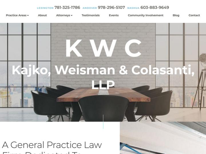 Kajko, Weisman & Colasanti, LLP