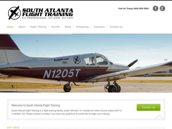South Atlanta Flight Training