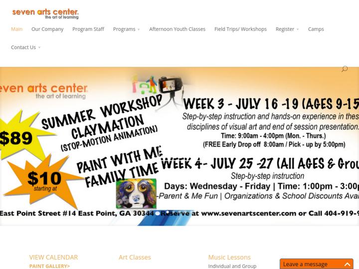 Seven Arts Center