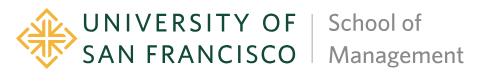 University of San Francisco School of Management