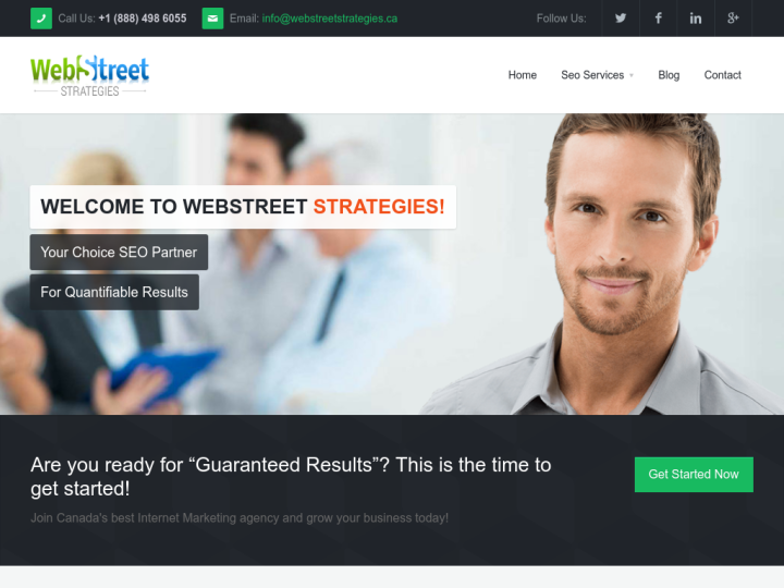 WebStreet Strategies