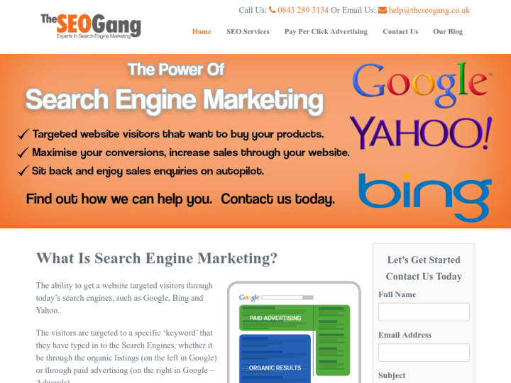 The SEO Gang Ltd
