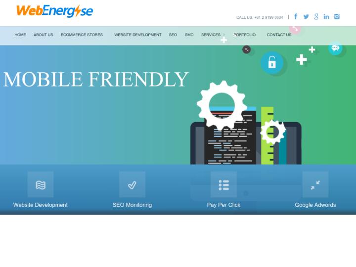 Web Energise