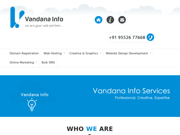 Vandana Info