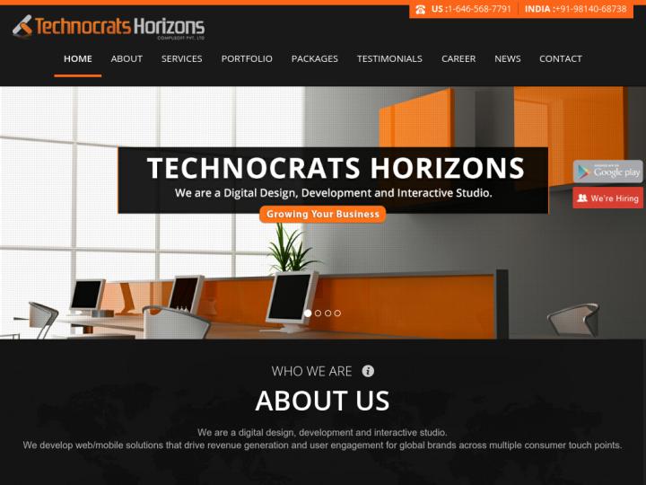 Technocrats Horizons