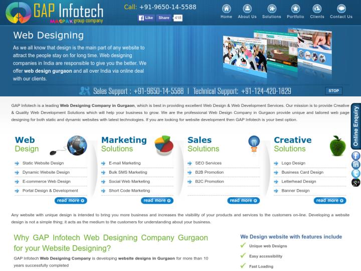 Gap Infotech